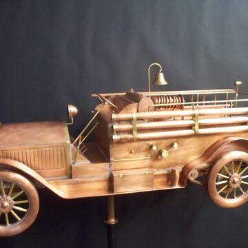 American Lafrance Pumper