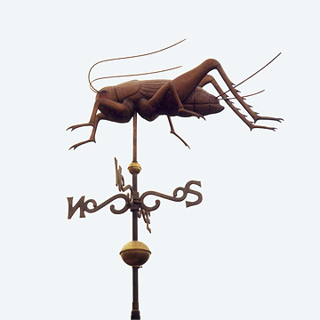 Cricket Weathervane