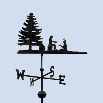 Reproduction Of Dartmouth College Weathervane