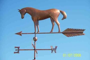 M.R.Lazy Weathervane