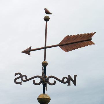 Arrow With Bird