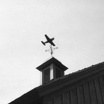Beech Bonanza Aircraft Weathervane