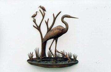3-d Heron